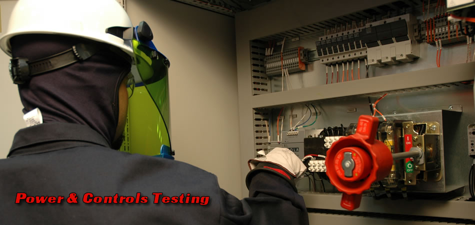 A&A Fabrication Power and Controls Testing