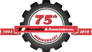 A&A 75th Logo
